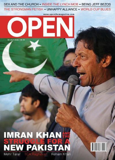 Open Magazine - July 31 (2018)