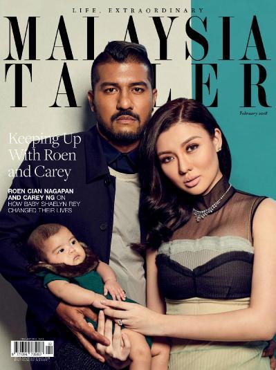 Malaysia Tatler  February (2018)
