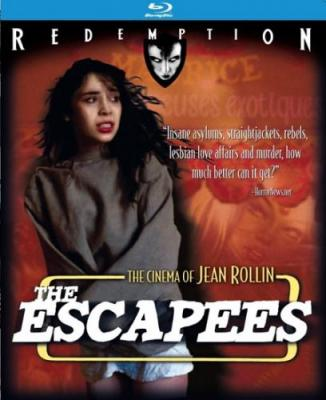 Беглянки / Les Echappees / The Escapees / The Runaways (1981) BDRemux 1080p