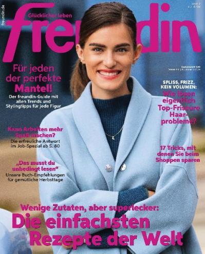 Freundin  04 Oktober (2017)