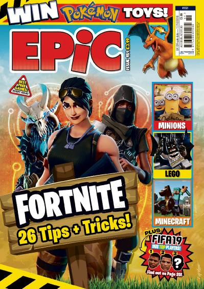 Epic Magazine  September (2018)