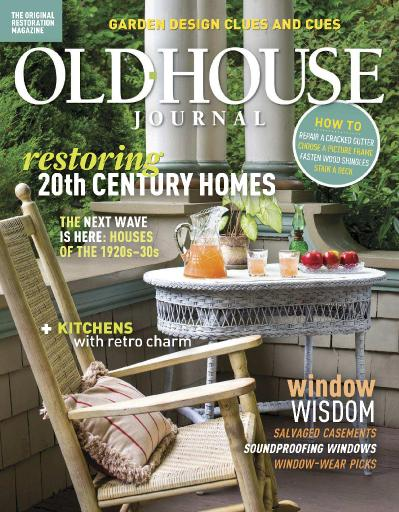 Old House Journal - June 01 (2018)