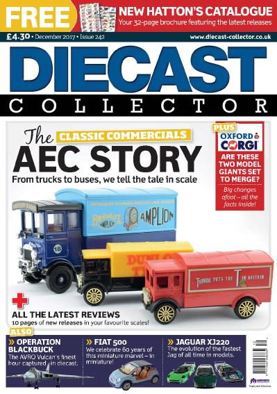 Diecast Collector  December (2017)