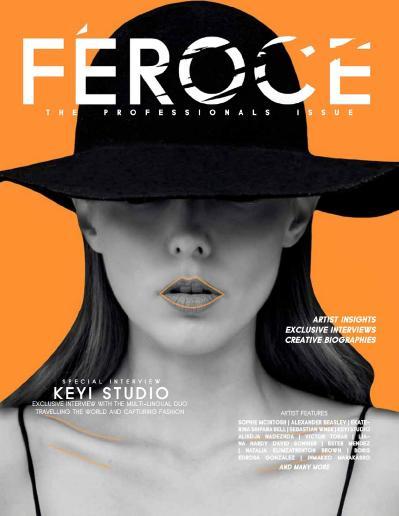 F 2! roce Magazine - The Professionals Issue (2018)