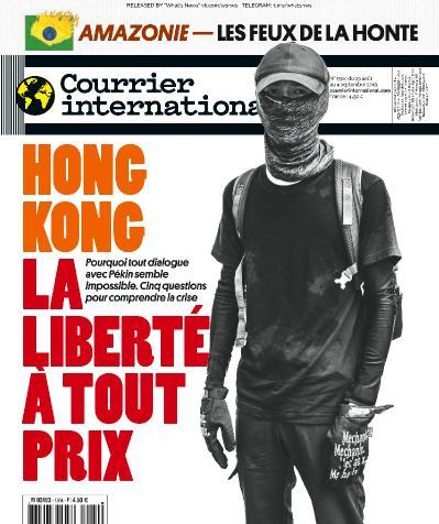 Courrier International - 29 08 (2019)