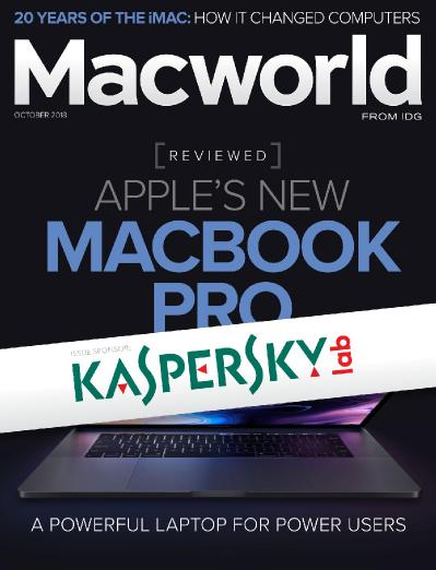 Macworld USA - October (2018)