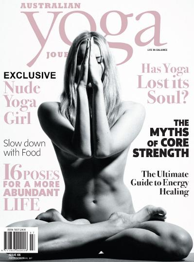 Australian Yoga Journal - April (2018)