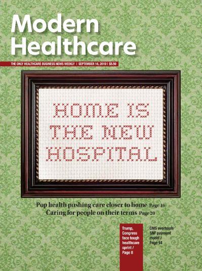 Modern Healthcare - September 16, (2019)