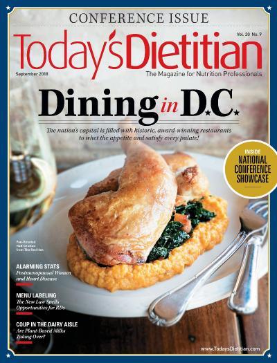 Today ' s Dietitian - September (2018)