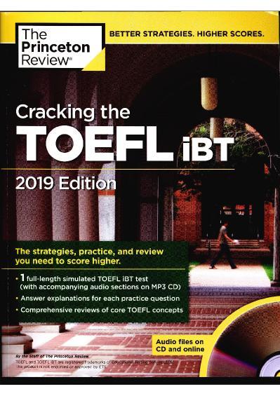 Cracking TOEFL iBT (2019)