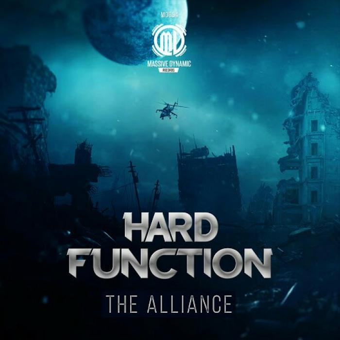 Hardfunction   The Alliance MD054   (2019)