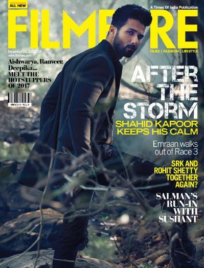 Filmfare  December 24 (2017)
