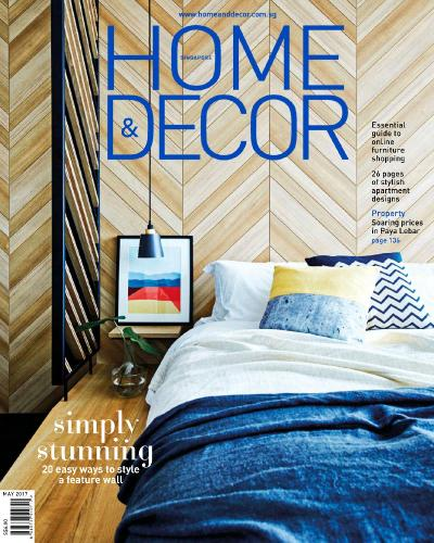 Home & & Decor Singapore  May (2017)