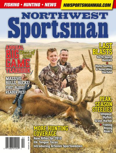 Northwest Sportsman - February (2019)