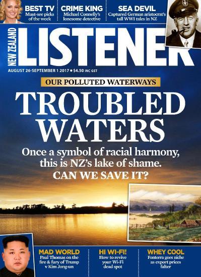 New Zealand Listener  August 26  September 1 (2017)