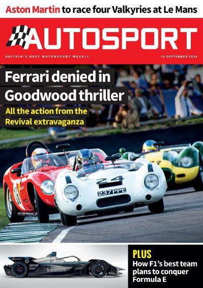 Autosport   19 September (2019)