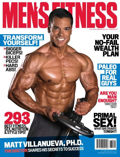 Mens Fitness South Africa - September-October (2019)