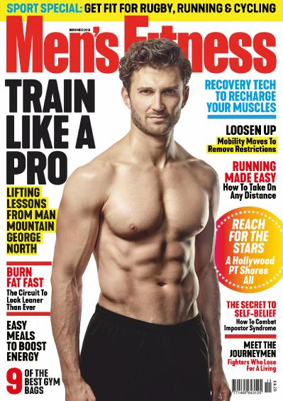 Mens Fitness UK - November (2019)