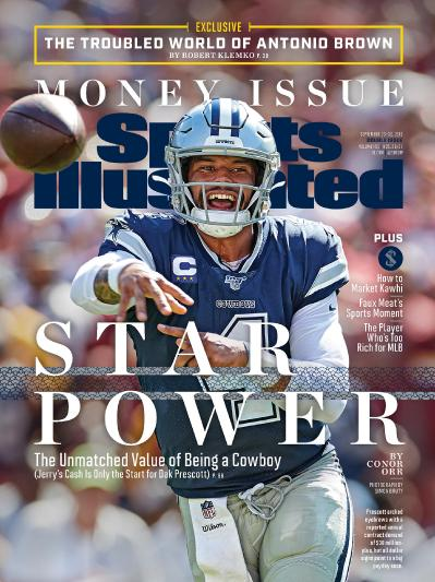 Sports Illustrated USA - September 23 (2019)