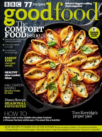 BBC Good Food UK - October (2019)