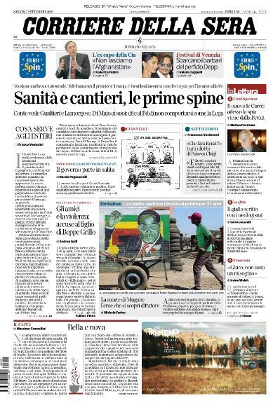 Corriere della Sera - 07 09 (2019)