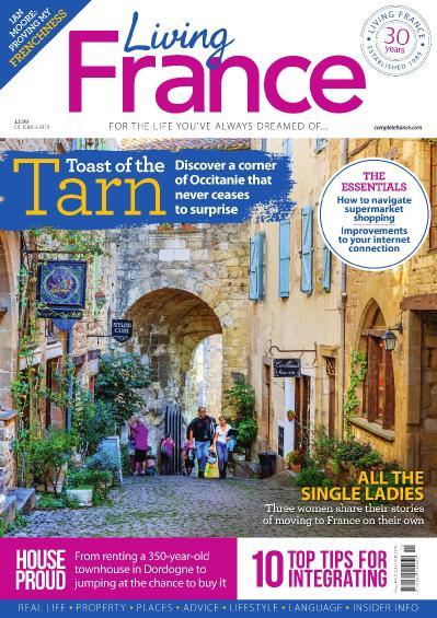 Living France   October (2019)