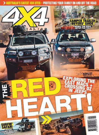 4x4 Magazine Australia - October (2019)