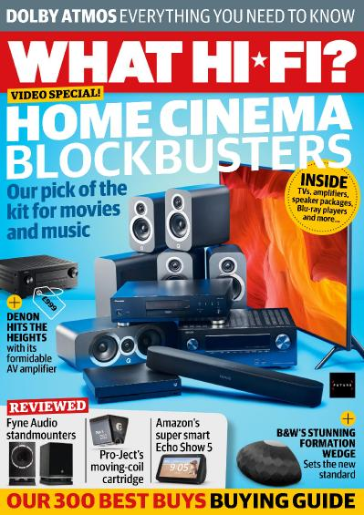 What Hi-Fi UK - November (2019)