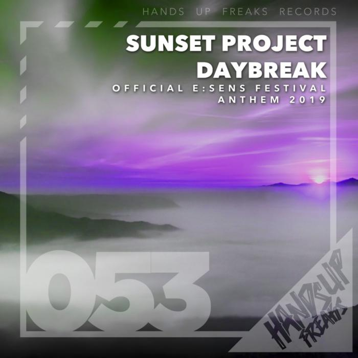 Sunset Project   Daybreak 4260203784411  (2019)
