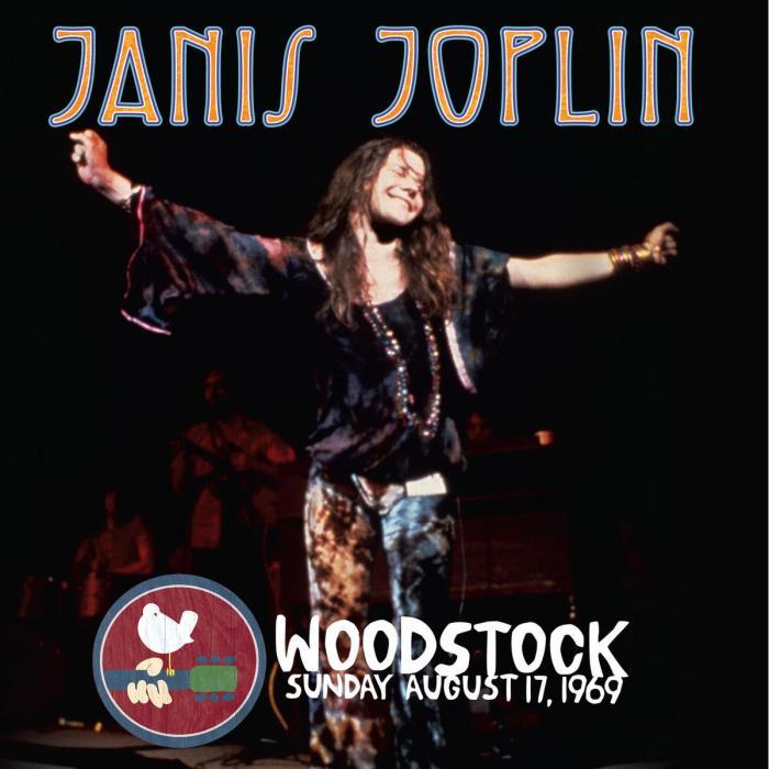 Janis Joplin   Woodstock Sunday August 17, 1969 (Live) (2019)