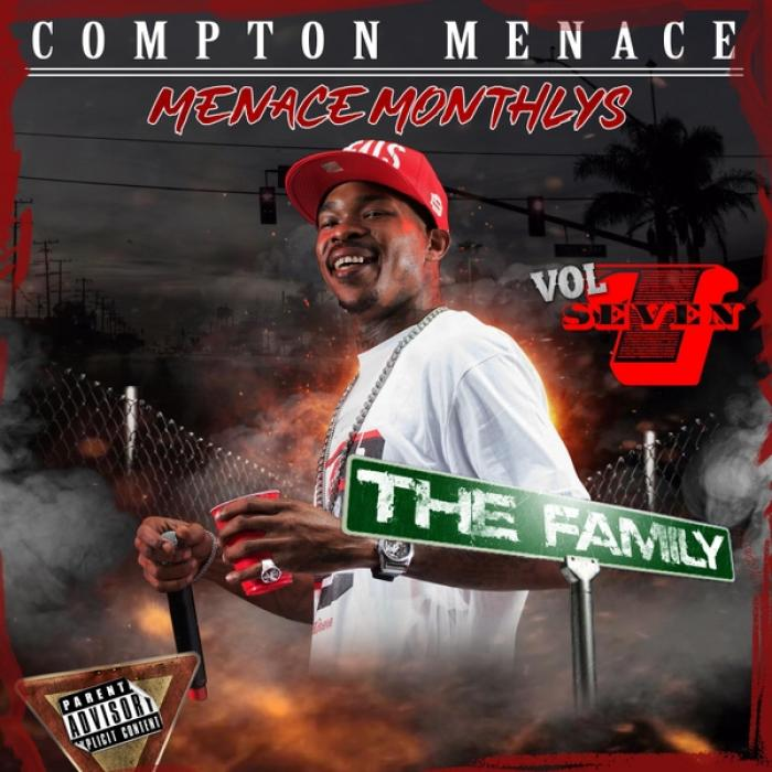 Compton Menace Menace Monthly Vol 7 The Family  (2019)