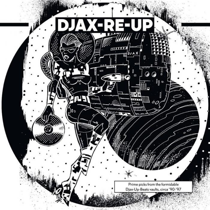 VA Djax Re Up DKMNTL063  (2019)