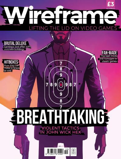 Wireframe - Issue 22, (2019)