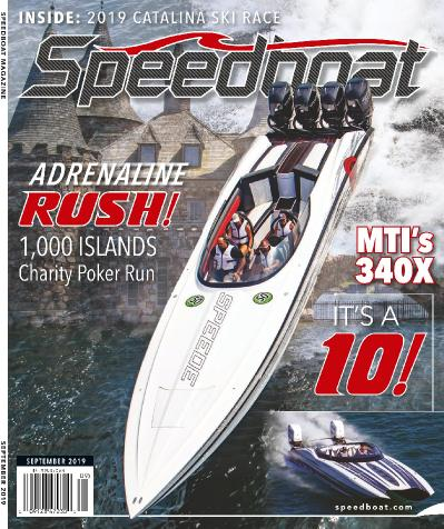 Speedboat Magazine - September (2019)