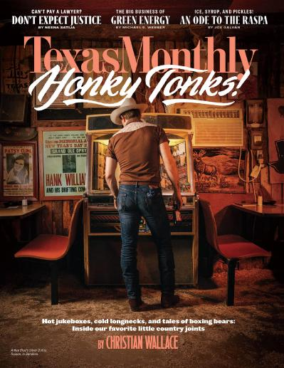 Texas Monthly - September (2019)