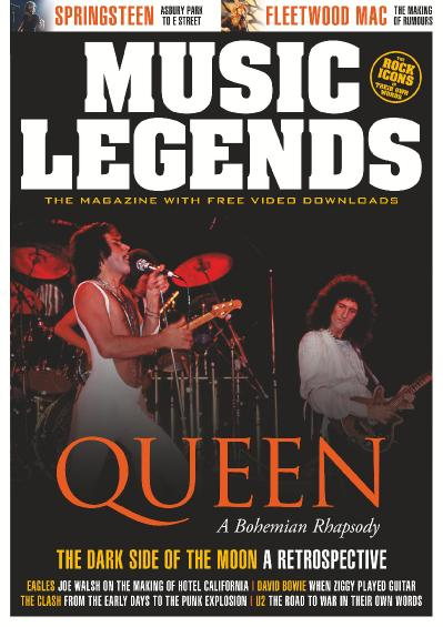 Music Legends - Issue 1 (2019)