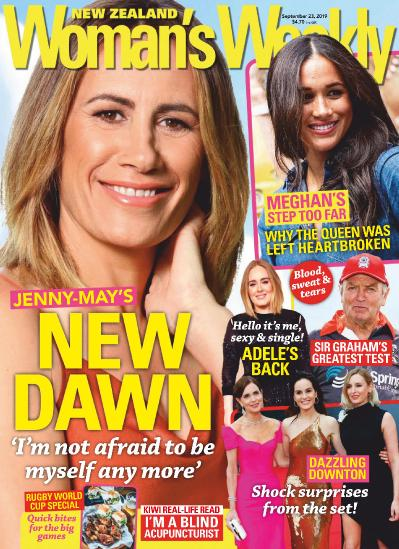 Woman's Weekly New Zealand - September 23, (2019)