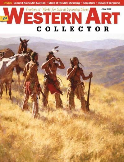 Western Art Collector - July (2018)