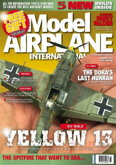 Model Airplane International  November (2018)