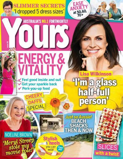 Yours Australia  Issue 96 (2017)