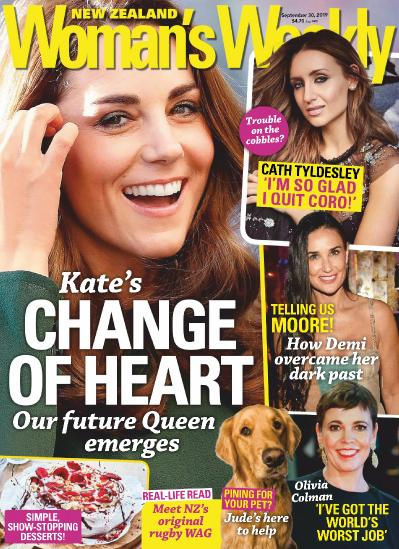 Womans Weekly New Zealand - September 30 (2019)