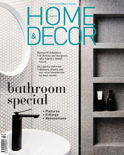 Home & & Decor Malaysia - March (2018)