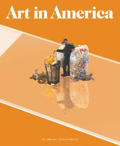 Art in America - April (2017)