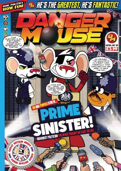 Danger Mouse  March 01 (2017)