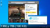 Windows 10 Pro x64 20H1.18985.1 Compact By Flibustier (RUS/2019)