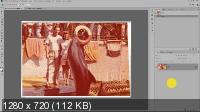 Восстановление старого фото с помощью команд автоматической коррекции (2019) FullHD