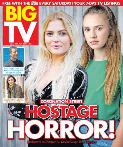 Big TV  July 21 (2018)