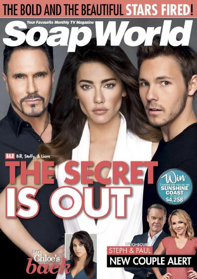 Soap World - August (2018)