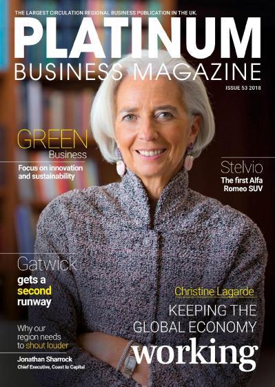 Platinum Business Magazine - Issue 53 (2018)