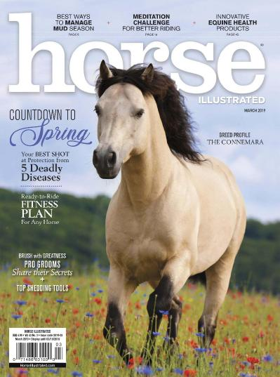 Horse Illustrated - March (2019)